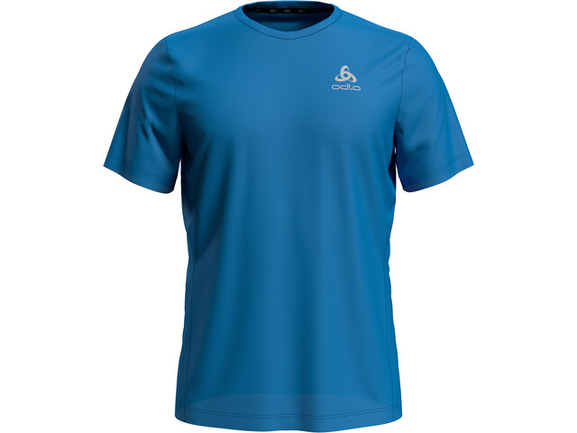 Odlo Element Light SS T-Shirt Herre blue aster
